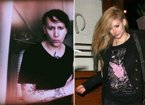 Marilyn Manson et Avril Lavigne un nouveau single