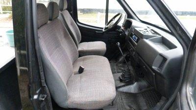 Ford transit depanneuse