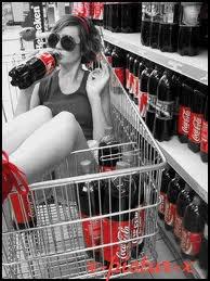 coca cola !!!!!♥
