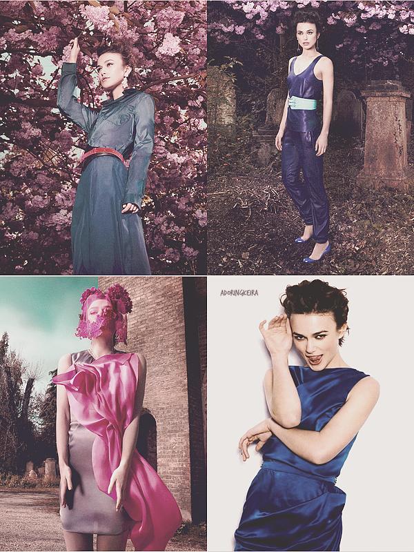 """Photoshoot; De nouvelles photos pour le magasine """"Flaunt"""" sont arrivées! Une fois de plus j'adore! Surtout les photos portraits :)"""