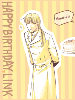 bon anniversaire!