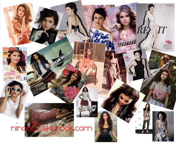 Ninoo23 aime... Selena Gomez !