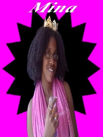 la princesse mina
