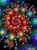 Colored lights can hypnotize...peace & love en ce bas monde mes ami(e)s !