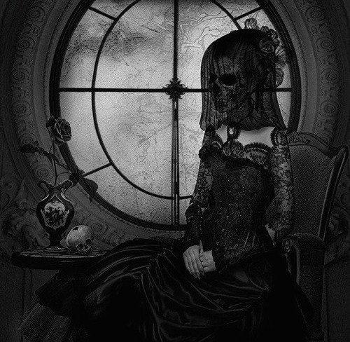 Je suis gothique dans l'âme...