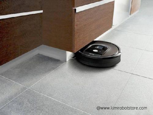 Robotic Vacuum iRobot Rantau Panjang in a Push of A Button