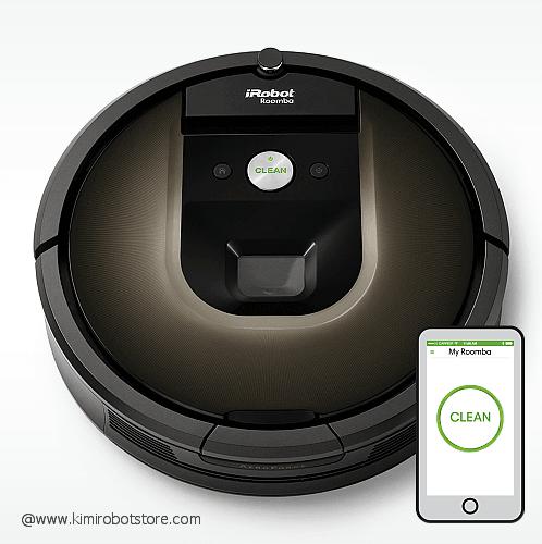 Step by Step Robotic Vacuum iRobot Tanah Rata