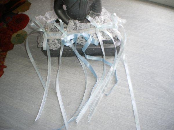 la jarretiere de la marié