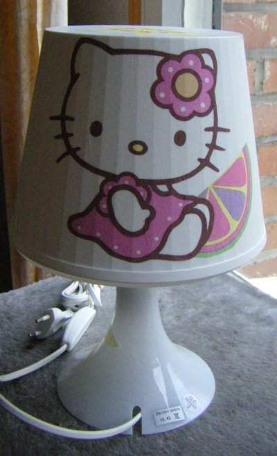 Lampe Hello Kitty