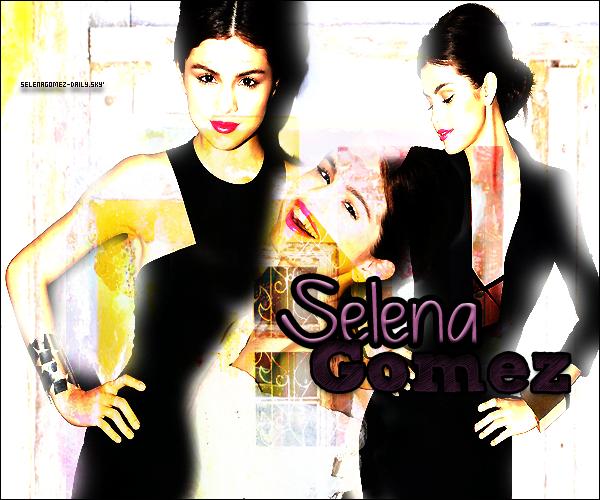 * Ta source N°1 sur Selena Gomez .*