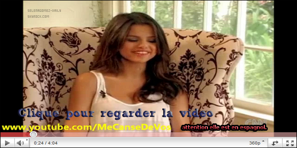 *  2 Juin - Photo promo des much music awards .+ regarde la vidéo de l'interview de Selena *