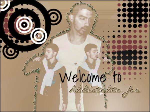 Bienvenue sur AddictedtoJoe, ta source sur le chanteur et acteur Joe Jonas.