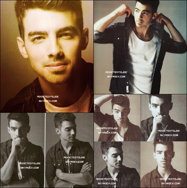 29 octobre 2011 : Joe, actuellement à Londres, en a profité pour poster quatre nouvelles photos sur son Tumblr.