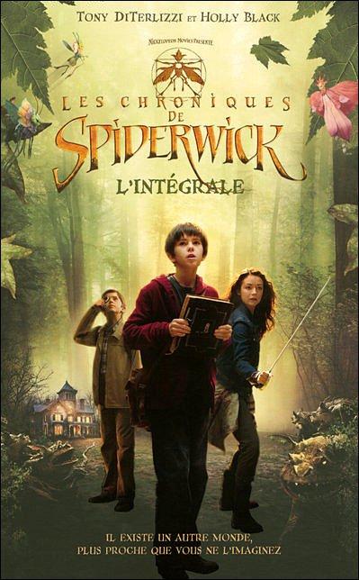 Les chroniques de Spiderwick ,L'intégrale - Tony Diterlizzi et Holly Black