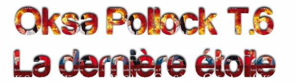 Oksa Pollock T.6 La dernière étoile - Anne Plichota & Cendrine Wolf