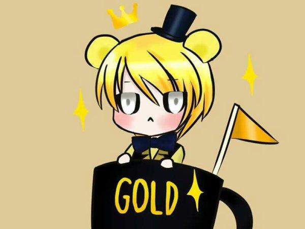 L'arrivée de Goldie.....!