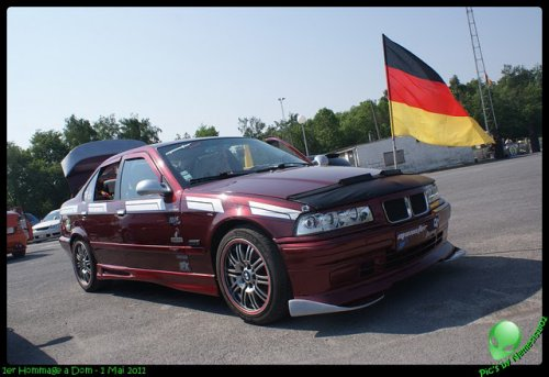 tuning hommage a dom