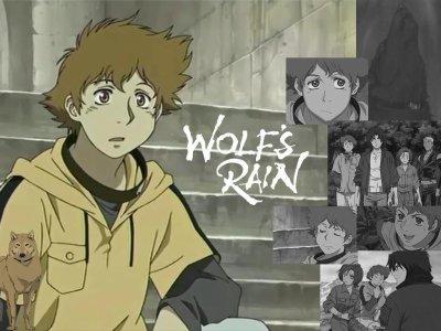 Personnage de wolf's rain : Hige