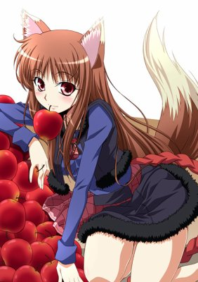 Personnage de spice and wolf : Horo