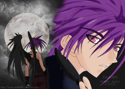 Personnage de DN Angel : Dark Mousy le voleur fantôme