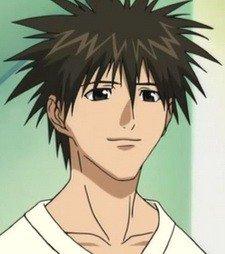 Personnage de DN Angel : Kosuke Niwa