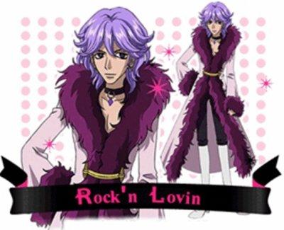 Personnage de Chocola et Vanilla : Rock'n Lovin alias Rock'n Lovin