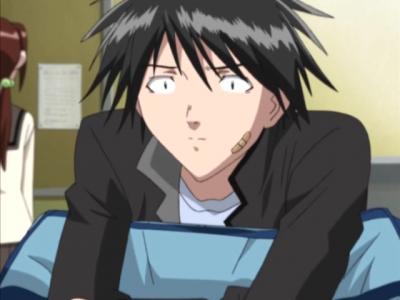Personnage de DearS : Takeya Ikuhara