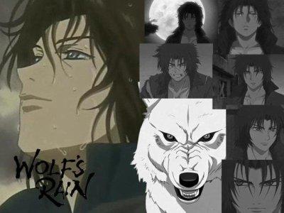 Personnage de wolf's rain : Kiba