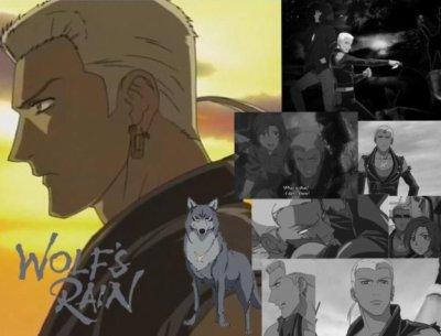 Personnage de wolf's rain : Tsume