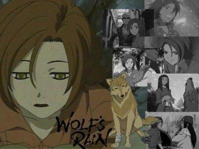 Personnage de wolf's rain : Toboe