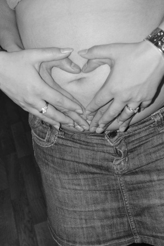 Donner la vie ... aimer , ressentir un enfant , son enfant <3