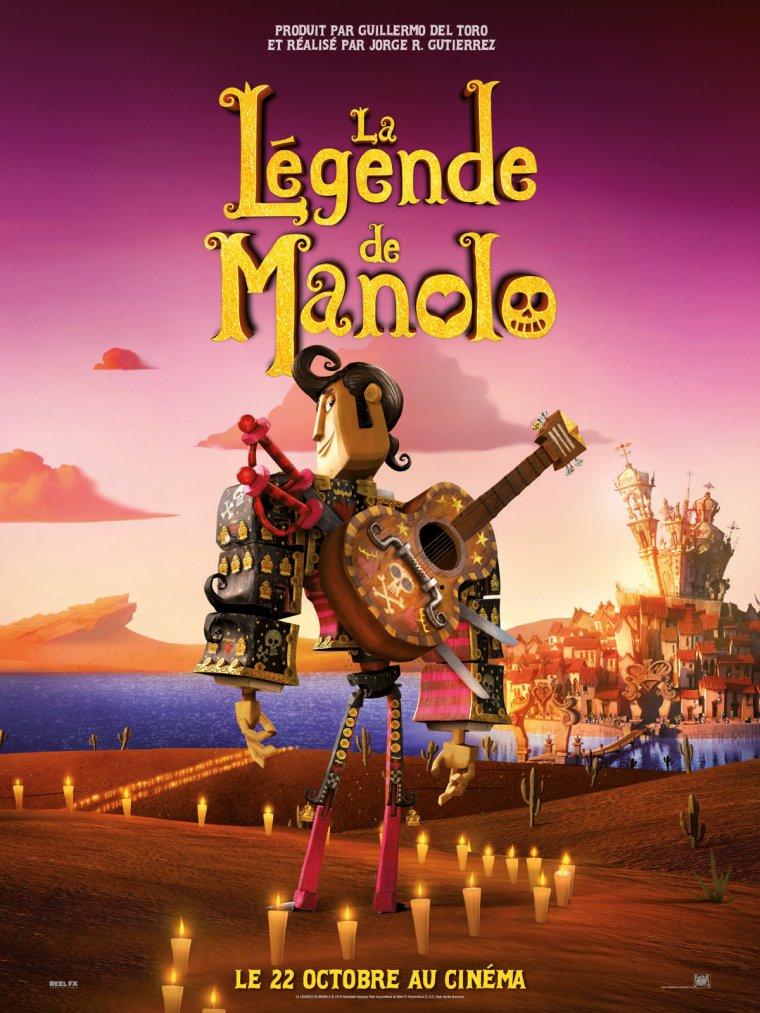 Ciné rural le 10 décembre : la légende de Manolo