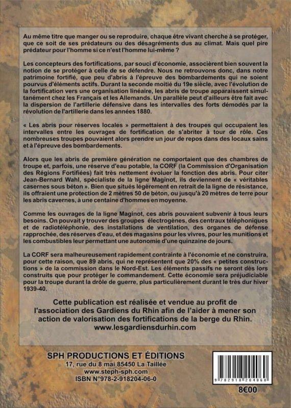 """""""Les abris de la Ligne Maginot"""" par Antoine SCHOEN"""
