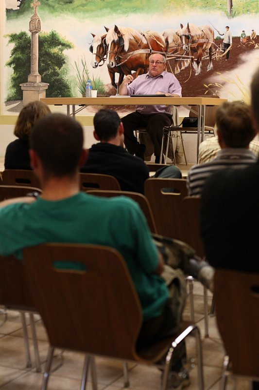 Exposition du 22 avril à Ebersviller : La conférence