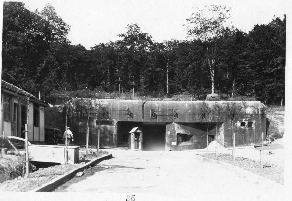 Michelsberg, Entrée Mixte - 1936