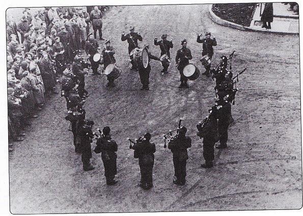"""Les """"Highlanders"""" de retour à Dalstein  [1940-2011]"""