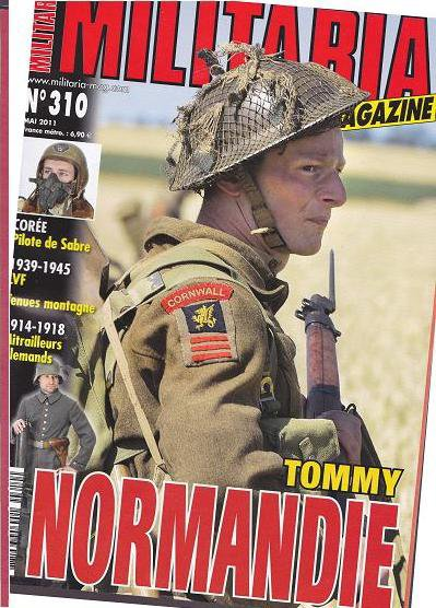 A22 dans le Militaria Magazine - Mai 2011