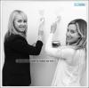 .  27/04/12 : Ashley a posté une photo d'elle et sa soeur Jennifer Tisdale en train de peindre.  .