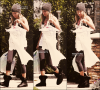 .  27/04/12 : Ashley a était vu quittant le domicile fixe de ses parents dans Toluca Lake.  .