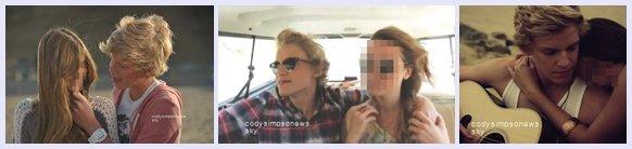 """"""" Quelles est la fille parfaite """" selon Cody Simpson"""