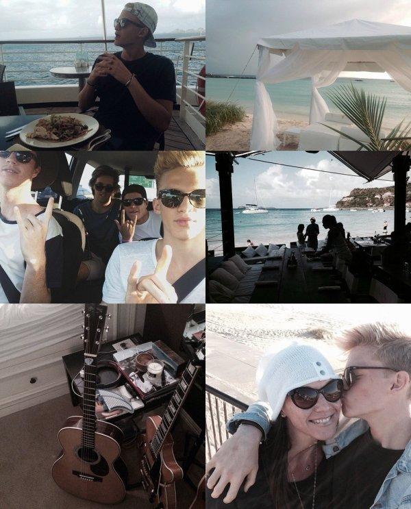 Photos instagram de cette semaine + texte de Matt Graham pour l'anniversaire de Cody