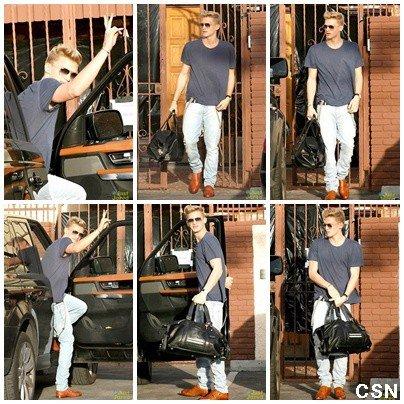 Cody Simpson dans danse avec les stars!
