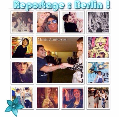 Reportage Exclusif : Berlin