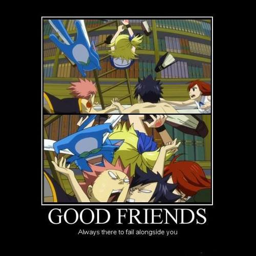 True and good friends