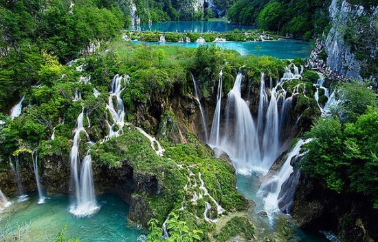 PLITVICE LAKE NATIONAL PARK  croatie