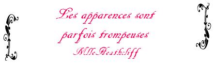 Fanfiction n°12 de MlleHeathcliff