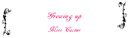 One-Shot n°44 de Miss Cactus