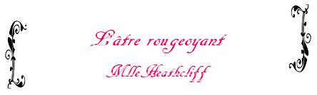 One-Shot n°51 de MlleHeathcliff