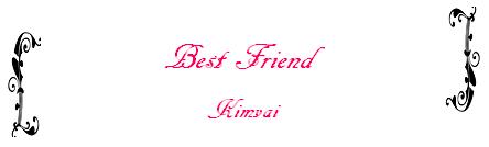 Drabble n°1 de Kimvai