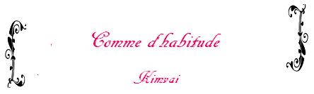 One-Shot n°84 de Kimvai